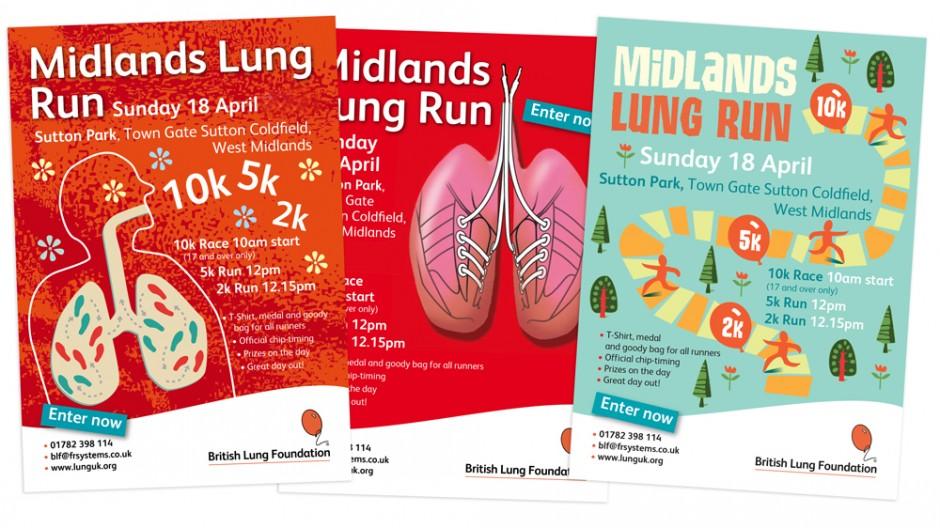BLF Midlands Run