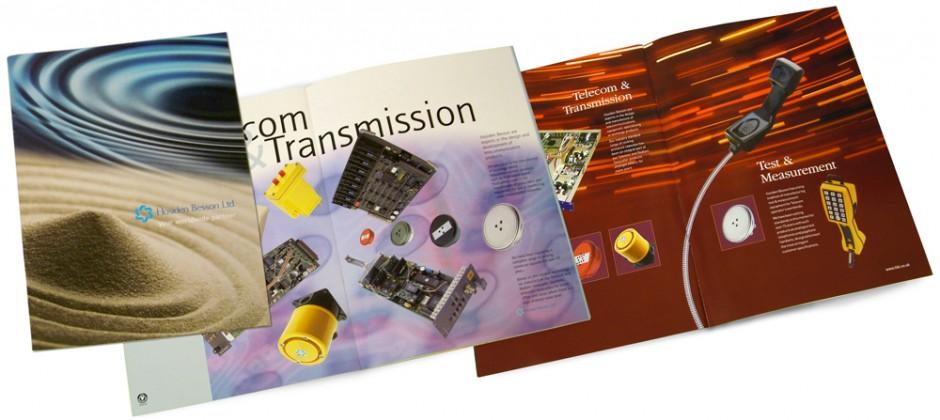 Hosiden Besson brochure