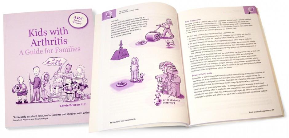 Kids with Arthritis book