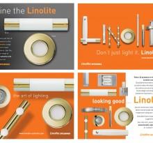 Linolite Sylvania adverts