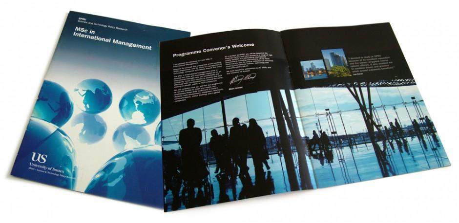 SPRU MSc International Management