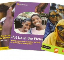 Sightsavers Financial -Statement