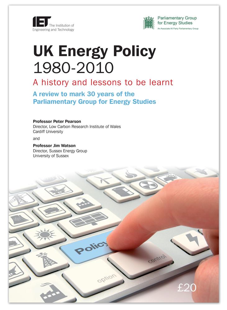 UK Energy Report Policy doc