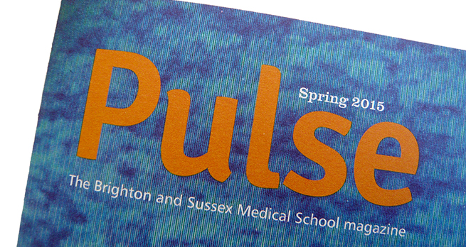 Pulse masthead
