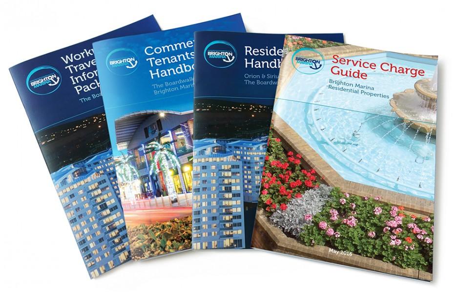 BTN Marina booklets