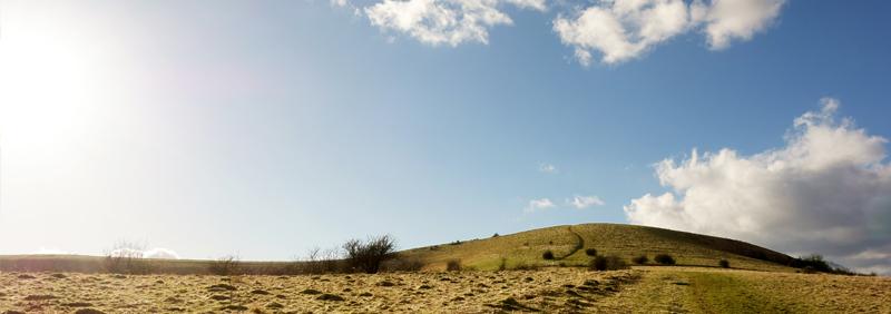 Wolstonbury Hill small